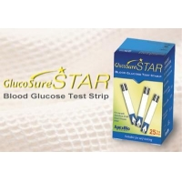 GlucoSure Star strips 25,S Pack